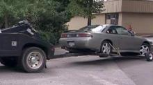 Drivers complain of 'sneaky' towing