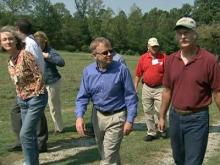 Feds tour local farms for safety study