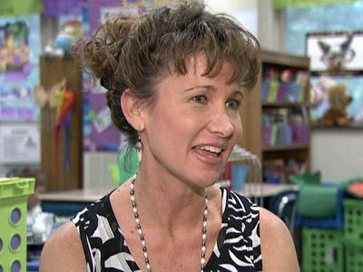 Renee Herrick, a fourth grade teacher at Combs Elementary in Raleigh, is WRAL's Teacher of the Week.