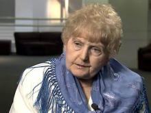 Web only: Holocaust survivor forgives Nazis