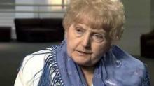 IMAGE: Auschwitz survivor: 'I have power to forgive'