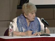 Holocaust survivor shares message of forgiveness