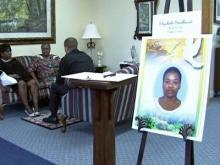 Memorial held for Rocky Mount woman