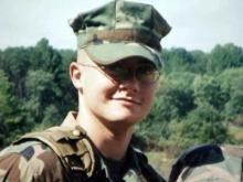 Marine's family shares memories