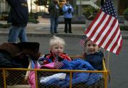 IMAGE: Weekend Plans: Veterans Day, Santa arrives, kindie rock star performs, more