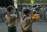 IMAGES: N.C. honors veterans with parades
