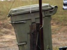 Garbage can in Shaniya Davis case