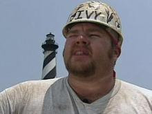 Web only: Man helped move lighthouse