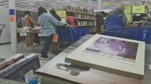 Wake County book sale