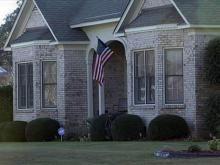 Bradley Lockhart house, father of Shaniya Davis