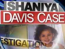 Shaniya Davis case logo -- with photo