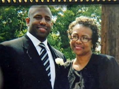 Delores Evans and her son Ryan Evans