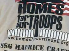 Group adapts homes for wounded vets