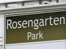 Rosengarten Park gets makeover