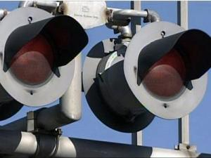 Railroad crossing's safety questioned