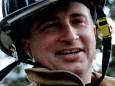"Raleigh firefighter Lt. Harry ""Flip"" Kissinger died Dec. 11, 2009, a week after a school-bus wreck that left him seriously injured. Kissinger was 35."