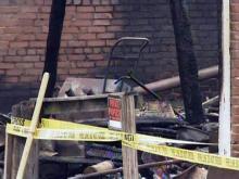 Sanford warehouse fire