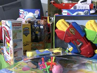 The Goldsboro-based non-profit Operation Transition needs toys for the 675 children.