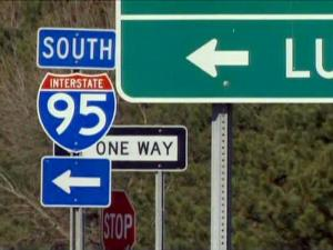 A Pennsylvania man and his teenage son were wounded on Dec. 19, 2009, on southbound I-95 near Hope Mills.