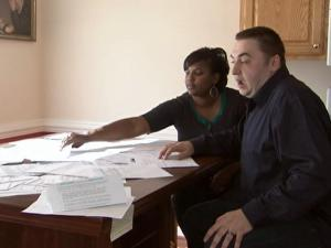 Robert and Yodith Tierney face unemployment, mounds of paperwork and miscommunication in trying to stay in their home.