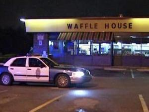 A shooting happened around 4 a.m. on Jan. 1, 2010 at Waffle House, 2624 Westinghouse Blvd., in Raleigh.