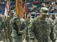 N.C.-based soldiers come home