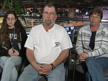 Web only: Slain manager's family speaks (Jan. 14)
