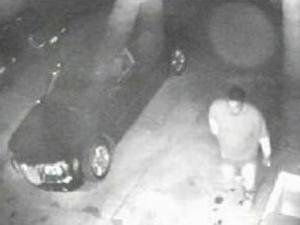 Cary police are asking for the public's help in identifying a man captured on video as they investigate a string of burglaries in the town's Lochmere Highlands neighborhood. The man is described only as having a medium build with short dark hair.