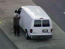 The suspect in a police pursuit that covered parts of I-40 and I-540 in Wake County surrendered to police Jan. 15, 2010.