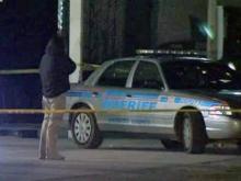 Harnett deputy shot