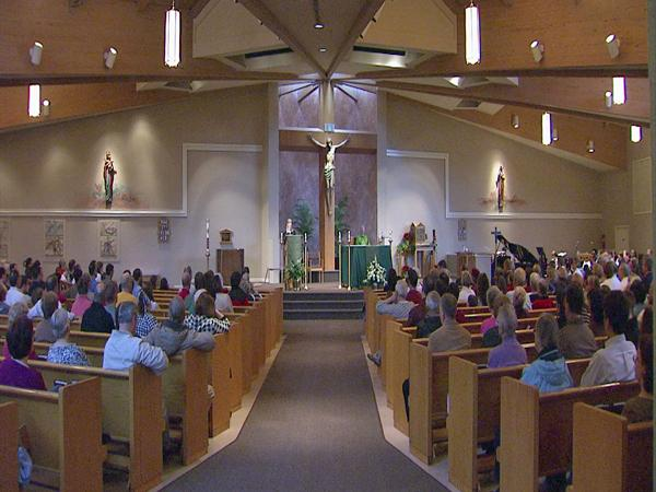 The St. Andrews Catholic Church in Apex is helping raise money to rebuild  Haiti after