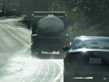 Crews get roads ready for wintry-mix
