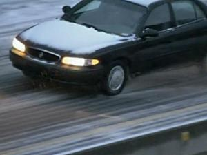 DOT crews work to clear Fayetteville roads