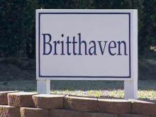 Britthaven nursing home sign