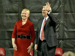 Welcome celebration held for N.C. State chancellor-elect Randy Woodson