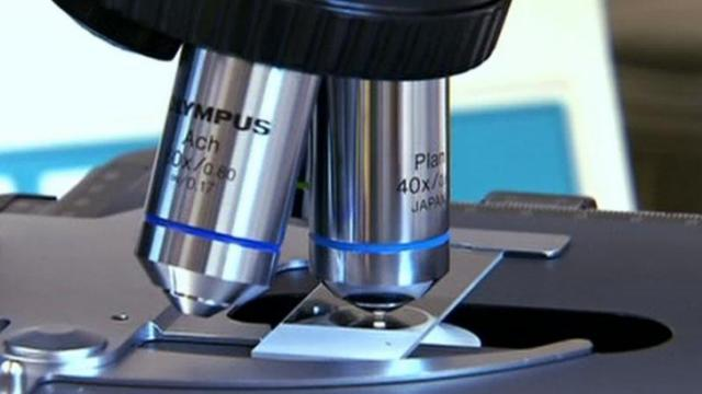 DNA testing at the state lab has significantly advanced in recent years.