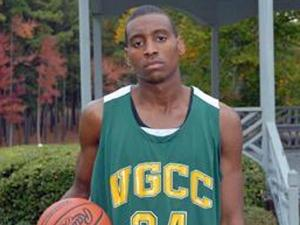 Vance-Granville Community College sophomore Raymond Dunn died after collapsing during a basketball game Saturday, Feb. 20, 2010, according to college President Randy Parker. (Photo courtesy of Vance-Granville Community College)