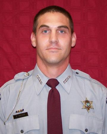 Detective Jonathon Perkins, 30, is the Cumberland County Sheriff's Office's first full-time officer animal-cruelty investigator.