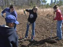 Congregation takes part in day of service