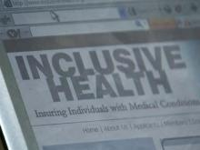 Program provides health coverage for those deemed uninsurable