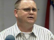 David Frye, victim of Raeford home invasion