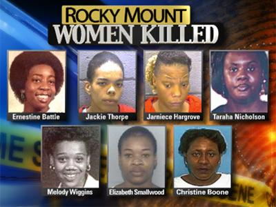 A special task force of local, state and federal authorities has been investigating the deaths of seven Rocky Mount women, as well as the disappearances of two others with similar profiles, to see if they might be connected.