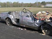 Johnston students learn dangers of drunk driving