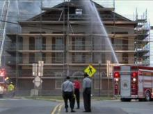 Questions linger after Chatham courthouse fire