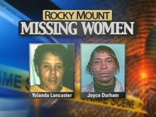 Rocky Mount Missing Women as of April 7, 2010