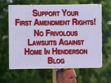 Ex-commissioner plans lawsuit over Web comments