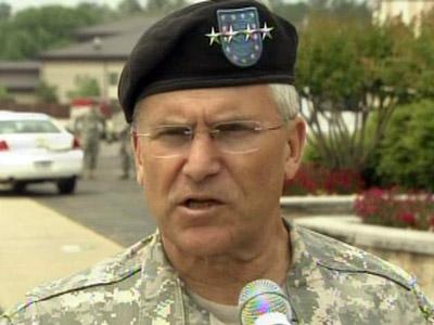 Army Chief of Staff Gen. George W. Casey Jr.