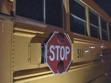 Cumberland school bus driver charged with DWI