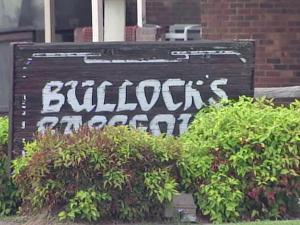 Bullock's Barbecue is an institution in Durham, serving walk-in customers and operating a large catering business.