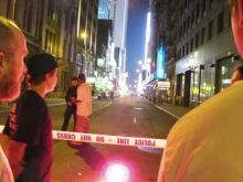 Local family witnessed Times Square bomb scare